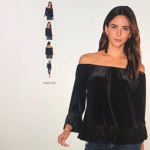 Sanctuary Julia Off Shoulder Top